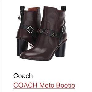 COACH bootie